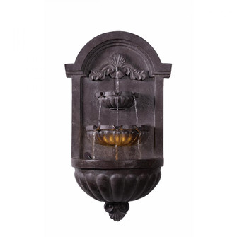 Indoor/ Outdoor Wall Fountain (67|51011PLBZ)