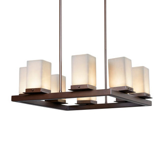 Outdoor Chandelier (254|CLD-7519W-DBRZ)