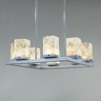 Outdoor Chandelier (254|ALR-7519W-NCKL)