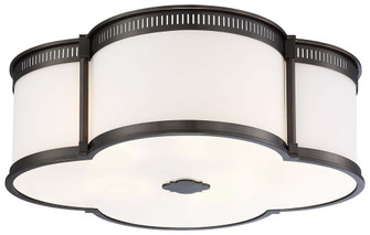 "22"" 5 Light flush (10