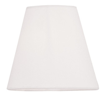 Hand-Made Off-White Linen Hardback Sit-on Shade (108|S341)