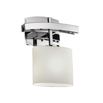 Archway 1-Light Wall Sconce (FSN-8591-22-WEVE-CROM)