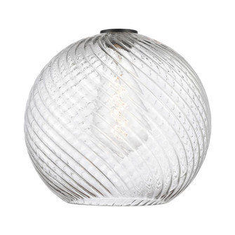 Extra Large Twisted Swirl Glass (3442|G1214-12)
