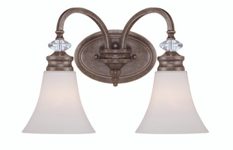 2 Light Wall Sconce (20|26702-MBS)