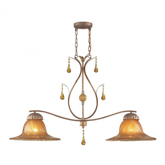 PROVENZIA COLLECTION 2-LIGHT LINEAR (91 3576/2)
