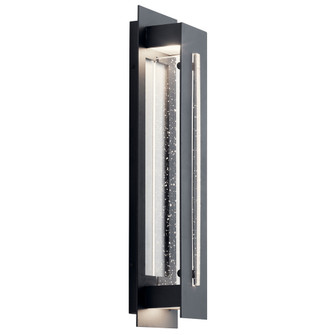 Outdoor Wall LED (10684 49946BKTLED)