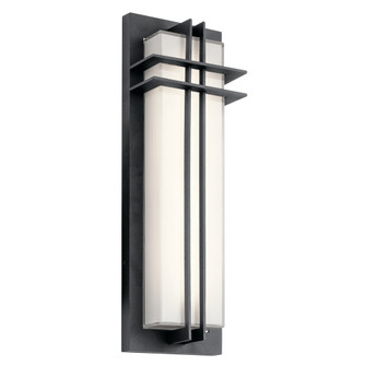 Outdoor Wall LED (10684 49298BKTLED)