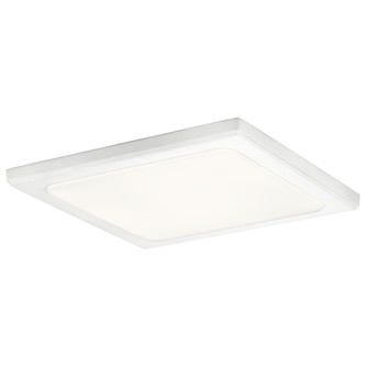 Flush Mount 13 Inch Square (10684 44249WHLED30)