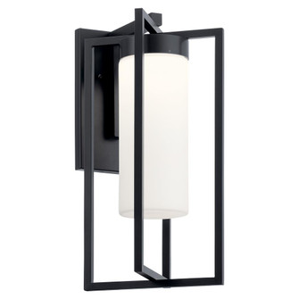 Outdoor Wall 1Lt LED (10684|59072BKLED)