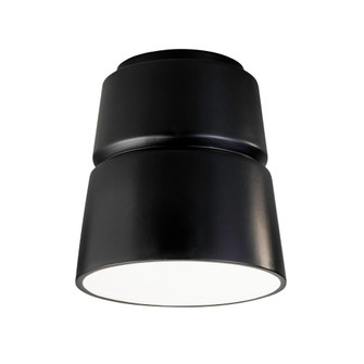 Cone Outdoor Flush-Mount (254|CER-6150W-CRB)