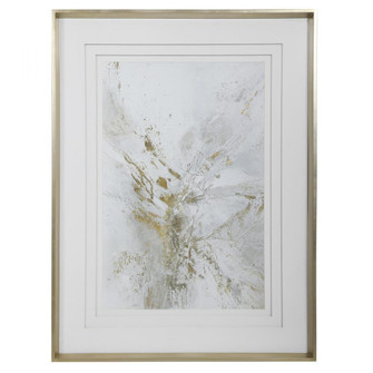 Uttermost Pathos Framed Abstract Print (85 41625)