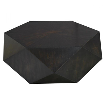Uttermost Volker Small Black Coffee Table (85|25491)