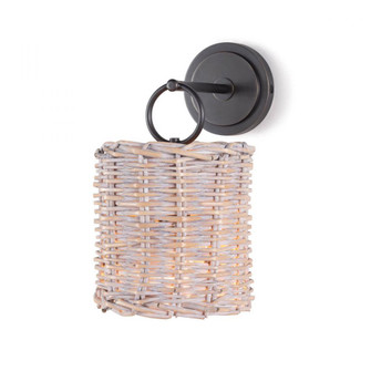 Nantucket Sconce (Oil Rubbed Bronze) (5533 15-1102ORB)