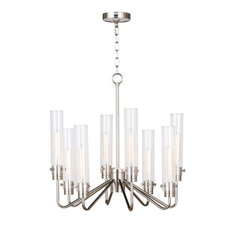 Neo Chandelier Small (Polished Nickel) (5533|16-1150PN)