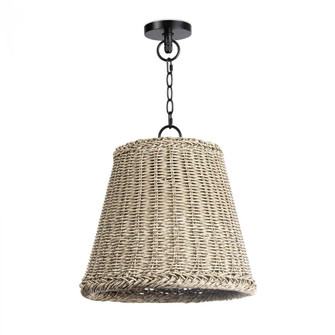 Augustine Outdoor Pendant Small (Weathered White (5533|17-1013WT)