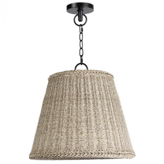 Augustine Outdoor Pendant Large (Weathered White (5533|17-1014WT)