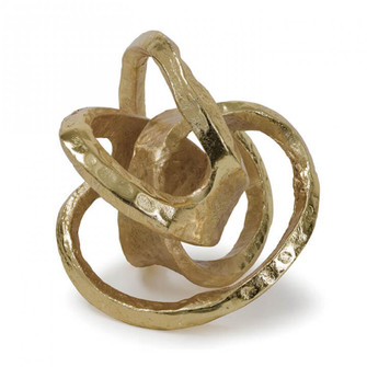 Metal Knot (Gold) (5533 20-1168GLD)