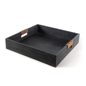 Logia Square Tray Large (Grey) (5533 20-1329GRY)