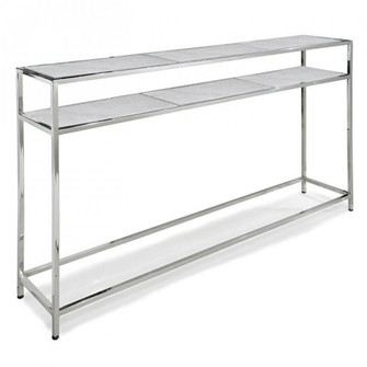 Echelon Console Table (Polished Nickel) (5533|30-1016PN)