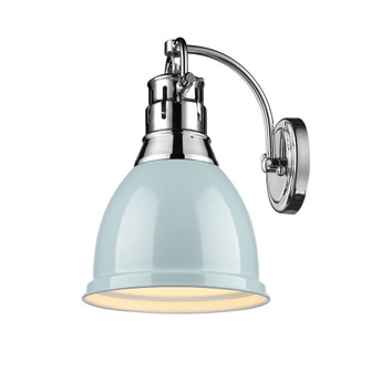 Duncan 1 Light Wall Sconce (36 3602-1W CH-SF)