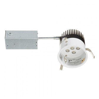 4in LEDme Remodel Housing with Light Engine (16|HR-LED418-RIC-40)