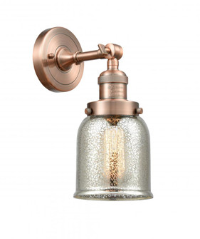 Small Bell 1 Light Sconce (3442 203-AC-G58)