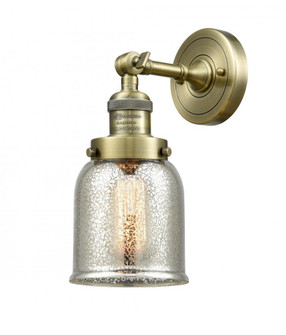 Small Bell 1 Light Sconce (3442 203-AB-G58-LED)