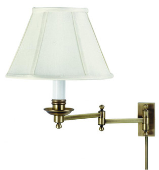 Library Wall Swing Arm Lamp (34|LL660-AB)