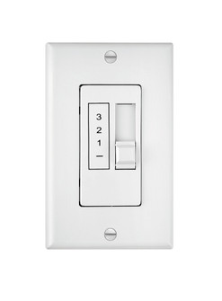 Wall Control 3 Speed 5 Amp (87 980012FWH)