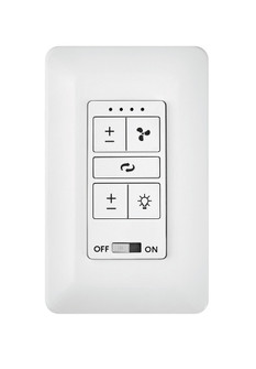 Wall Control 4 Speed DC (87 980001FWH)