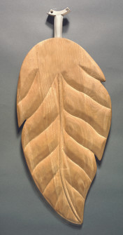 52'' Blade Set Accessory Wood Leaf NAT (87|WL52NAT)
