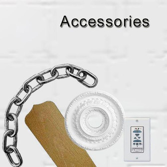 Replacement Chain - 3 Feet - Brushed Steel (75 CHAIN-BS)