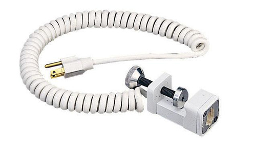 Monopoint Coil Cord W/Plug (143 T133 WH)