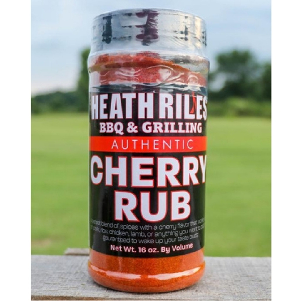 Heath Riles Cherry Rub
