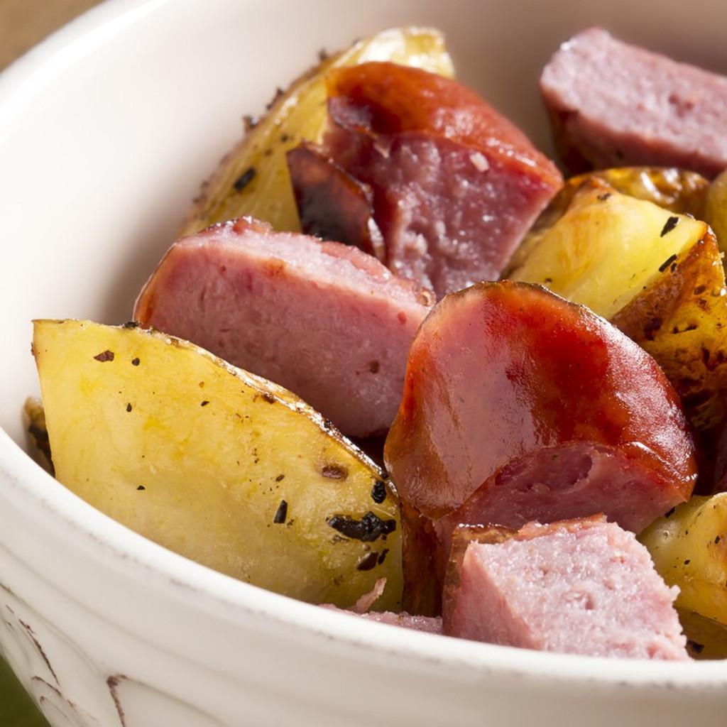 Cheshire Pork Smoked Kielbasa Sausage