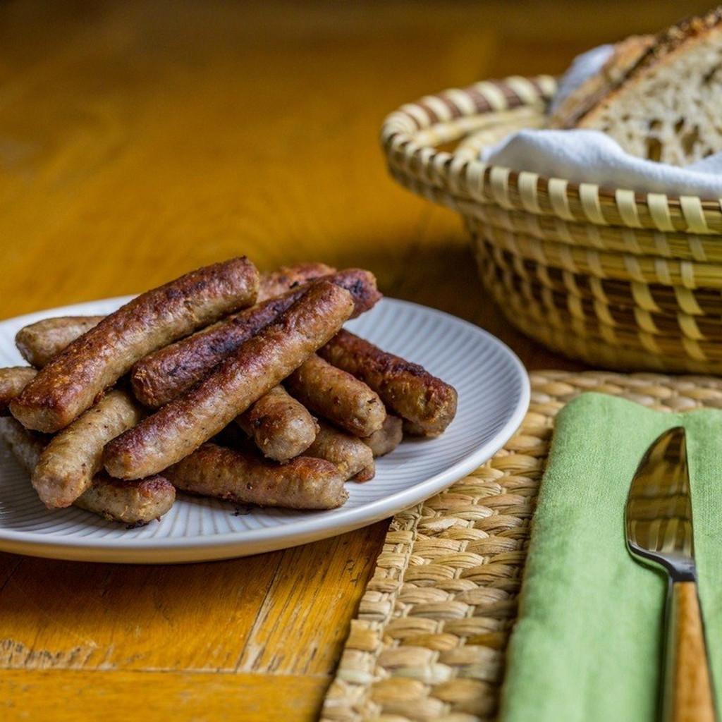 Breakfast Fingerlink Sausage
