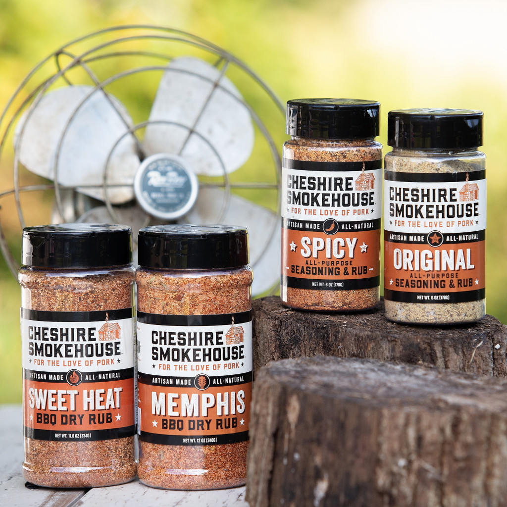 Cheshire Smokehouse Original Seasoning & Rub