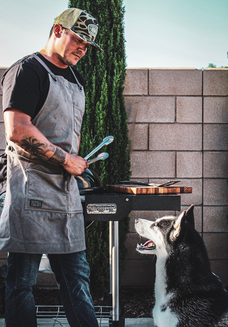 Q&A WITH BBQ EXPERT PAUL SALGADO OF GRILLING WITH KODA