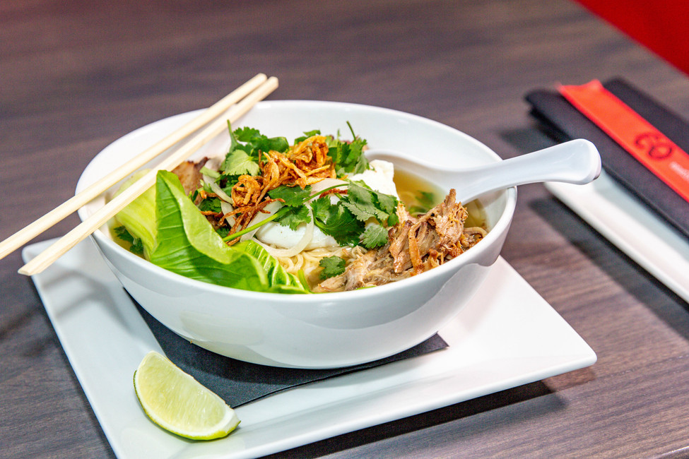 RECIPE: VIETNAMESE RAMEN BY CHEF MASANORI SHIRAISHI OF CO