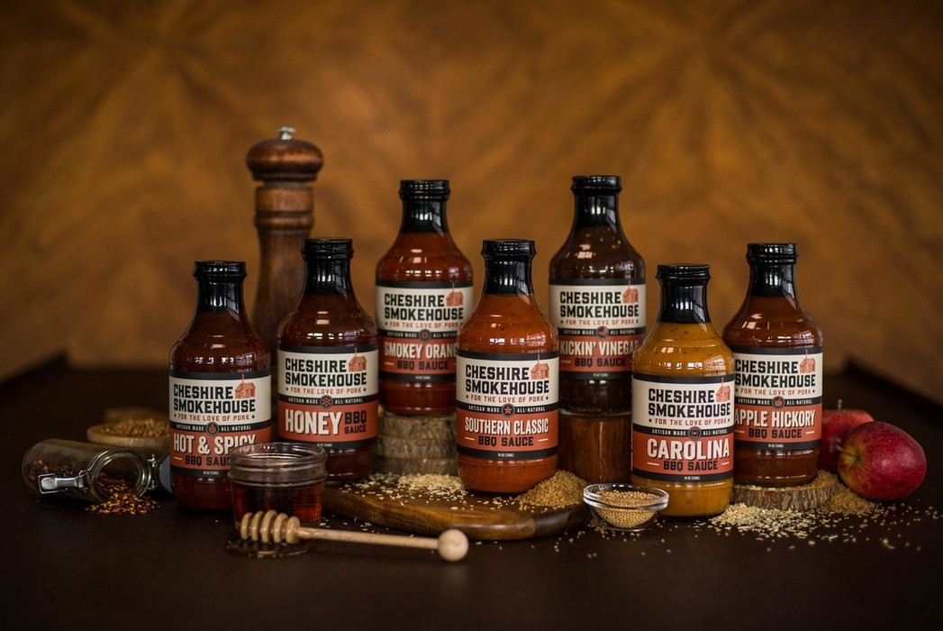 BBQ Sauces & Rubs