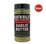 Heath Riles Garlic Butter Rub 16oz