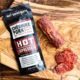 Cheshire Pork Hot Sopressata 6 ounce