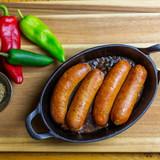 Cheshire Pork Fresh Chorizo Sausage 4 oz. Links