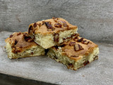 RECIPE: CHEF JIM'S MAPLE BACON BOURBON GOOEY BUTTER CAKE