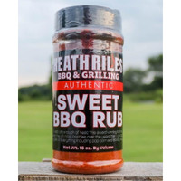Heath Riles Sweet BBQ Rub