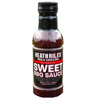 Heath Riles Sweet BBQ sauce