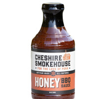 Cheshire Smokehouse Honey BBQ sauce