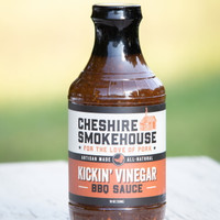 Kickin' Vinegar BBQ Sauce
