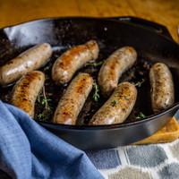 Cheshire Pork Fresh Kielbasa Sausage 4 oz. Links