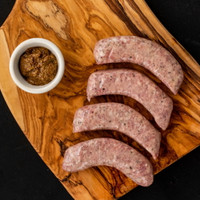 Cheshire Pork Fresh Bratwurst 4 oz. Links